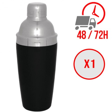 Shaker à cocktail 3 pièces / 700 ml / Olympia