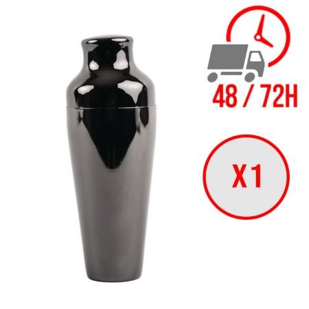 Shaker parisien gris titane / 550 ml / Olympia