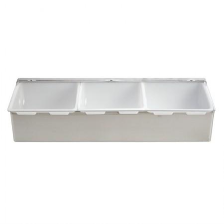 Boîte à 3 compartiments 950ml / Olympia