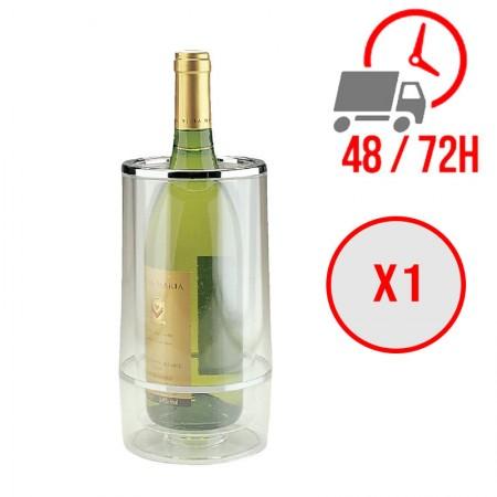Rafraîchisseur à vin transparent / APS