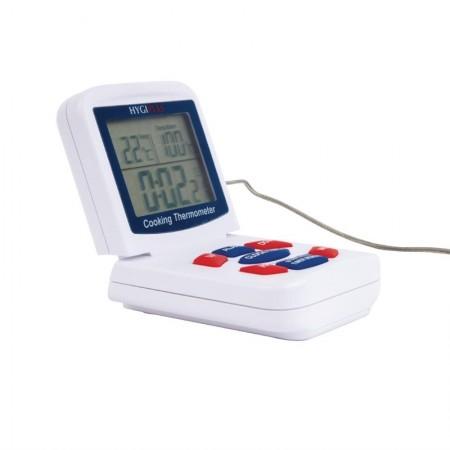 Thermomètre de four électronique / Hygiplas