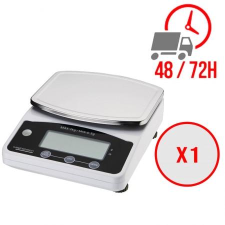 Balance électronique à plateau 3kg / Weighstation