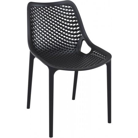 Chaise Elif - Noir / RESTONOBLE