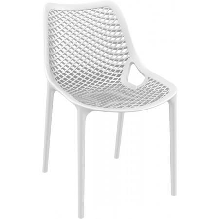 Chaise Elif - Blanc / RESTONOBLE