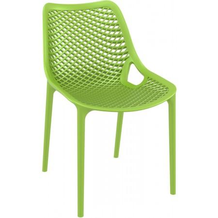 Chaise Elif - Vert / RESTONOBLE | Enlèvement entrepôt