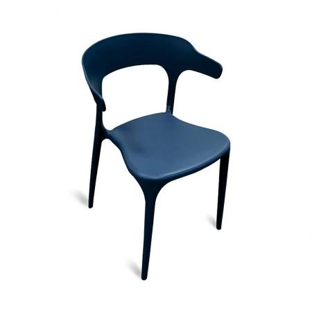 Chaise Lana - Bleu / RESTONOBLE