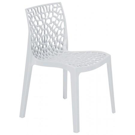 Chaise Jade - Blanc | Enlèvement entrepôt / RESTONOBLE