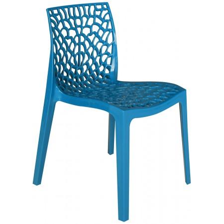 Chaise Jade - Bleu / RESTONOBLE