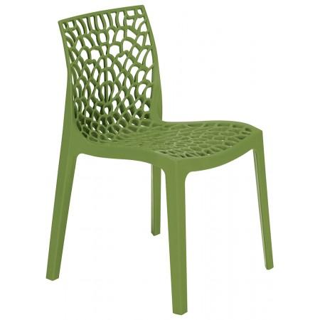 Chaise Jade - Vert / RESTONOBLE