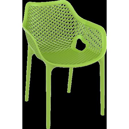 Fauteuil Elif - Vert / RESTONOBLE