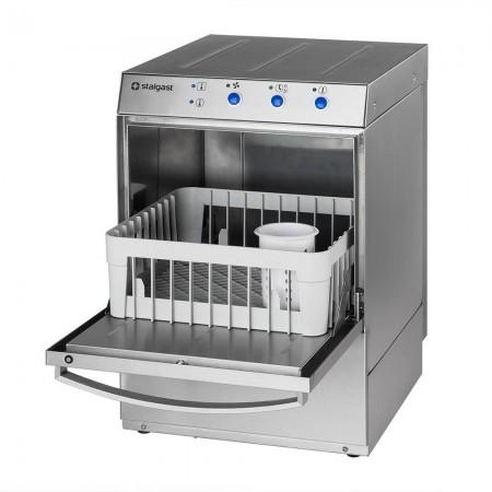 Lave-verre 400x400 mm avec pompe de vidange - 230V - STALGAST