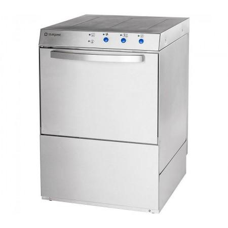 Lave-vaisselle avec pompe de vidange 3.9kW - 500x500mm