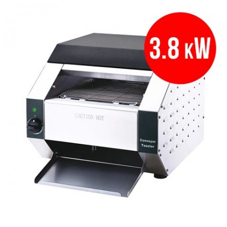 Toaster continu 3.85 kW