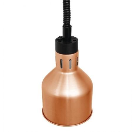 Lampe chauffante rétractable - 1.52m - Cuivre