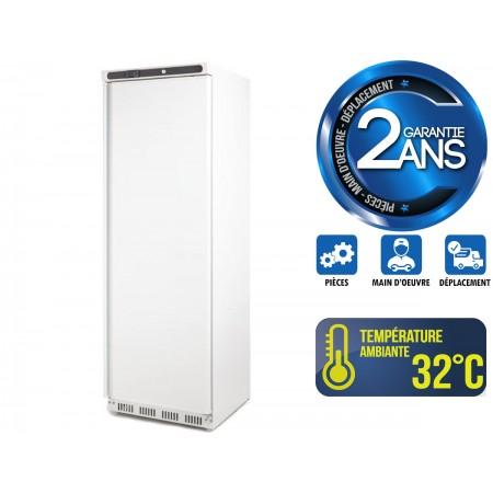Réfrigérateur blanc 400 L / 1 porte