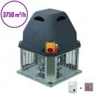 Tourelle d'extraction - 3750m3/h