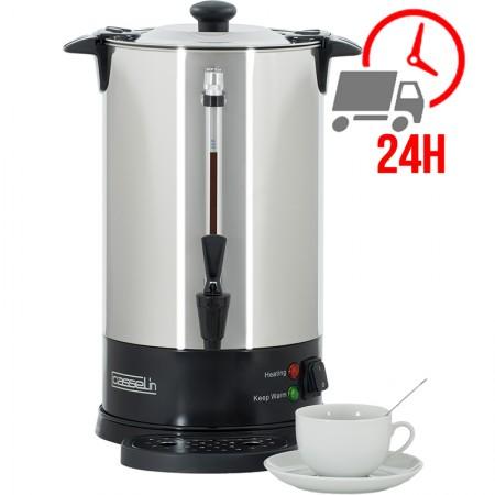 Percolateur à café 60 tasses - CASSELIN