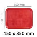Plateaux - 450 x 350 mm